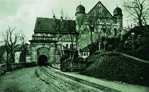 Torhaus, alte Fotografie