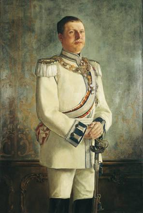 Portrait von Fürst Günther Viktor
