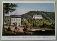Schloss Schwarzburg Zeughaus Postkarte