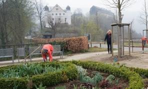 schloss schwarzburg förderverein zeughaus frühjahrsputz