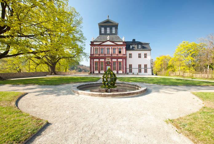 Der Kaisersaal, Bild: Thür. Landesmuseum Heidecksburg Archiv, Alexander Kreher