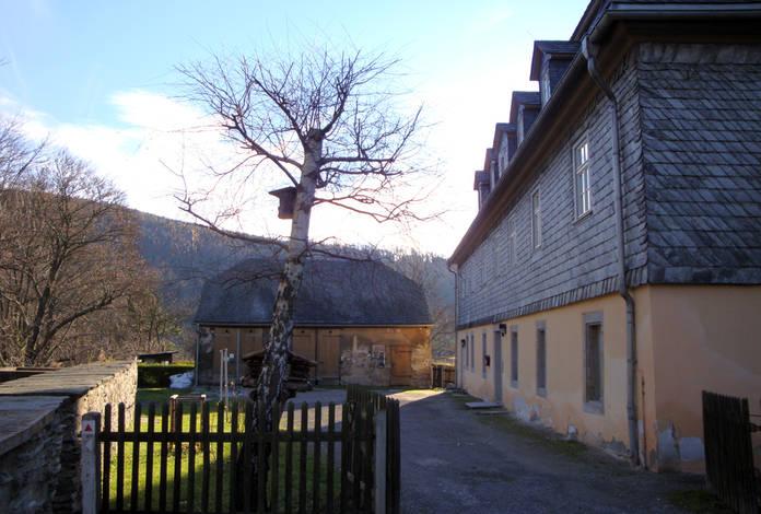 Das Forsthaus, auch Sitz des Fördervereins