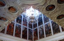 Ahnengalerie im Kaisersaal